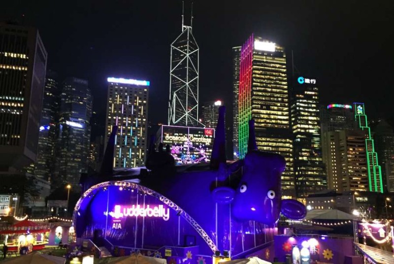 Udderbelly Hong Kong